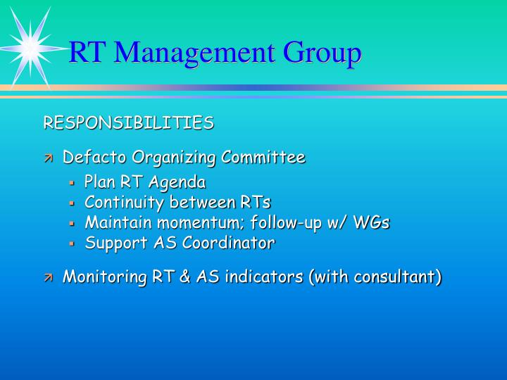 RT Management Group