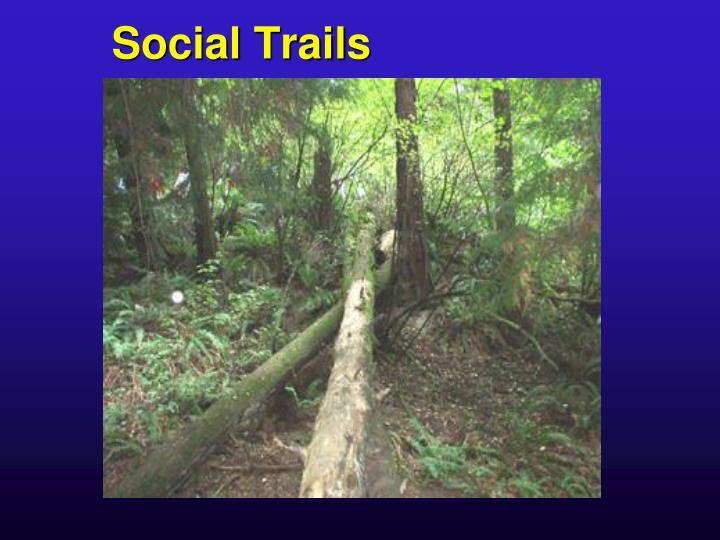Social Trails