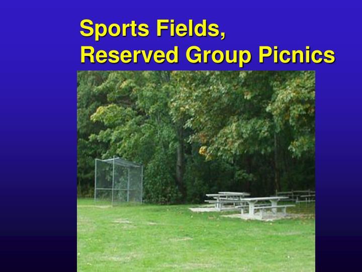 Sports Fields,