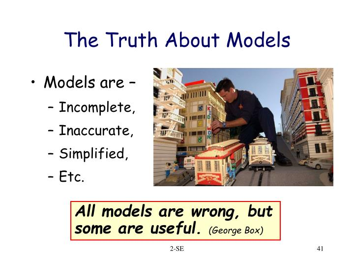 The Truth About Models