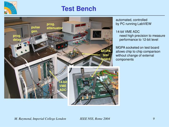 Test Bench