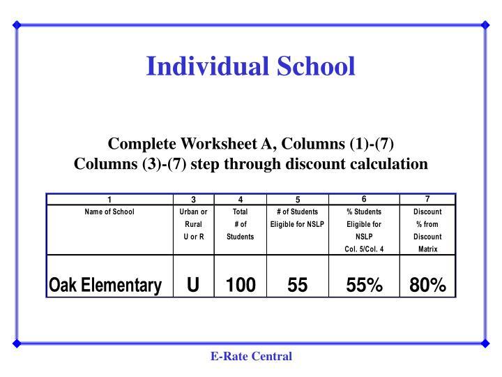 Individual School