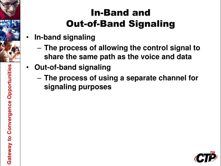 In-Band and
