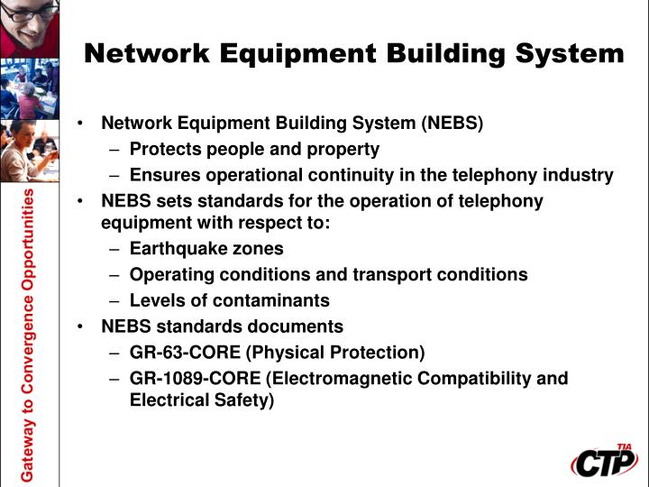 Network Equipment Building System