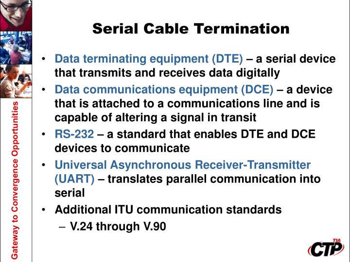 Serial Cable Termination