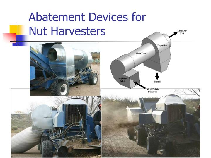 Abatement Devices for