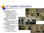 air quality laboratory1