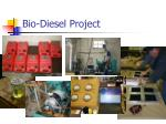bio diesel project