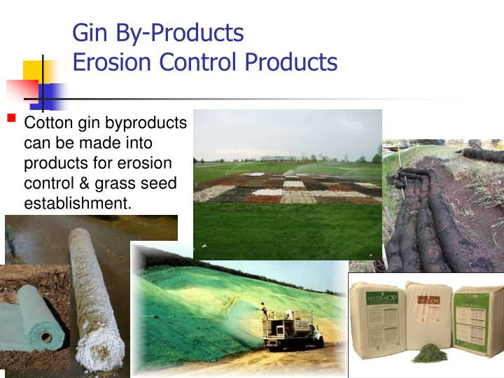 Gin By-Products