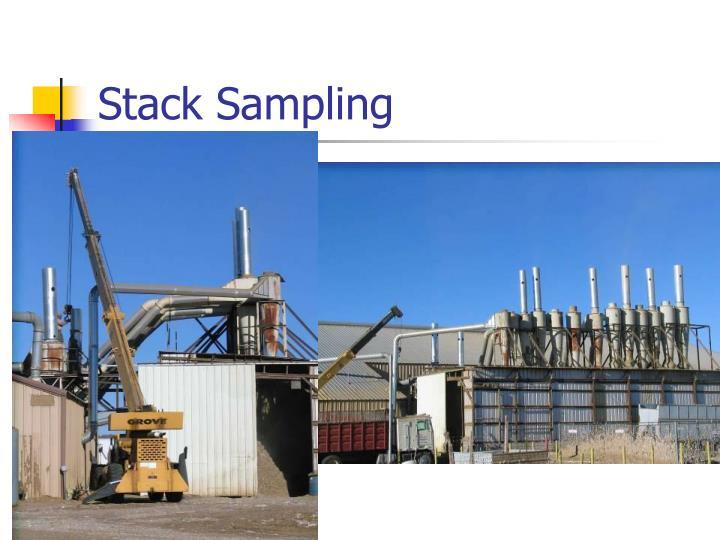 Stack Sampling