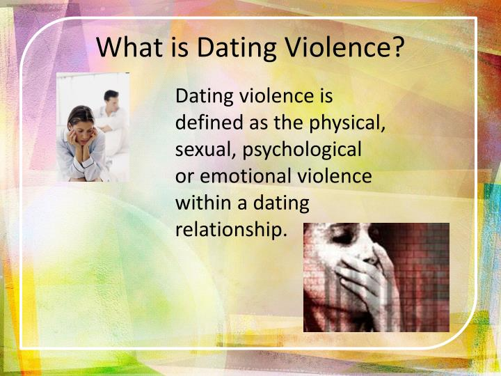 Ohio definition of dating violence