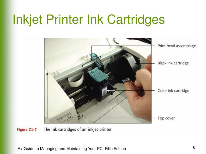 Inkjet Printer Ink Cartridges