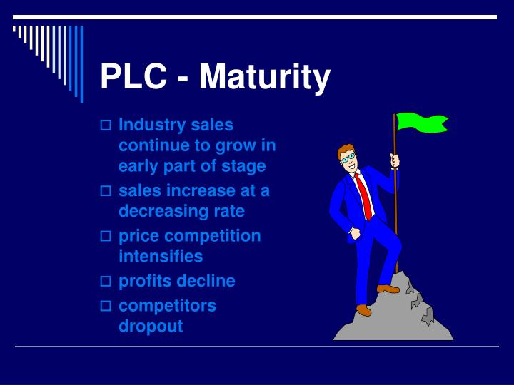 PLC - Maturity