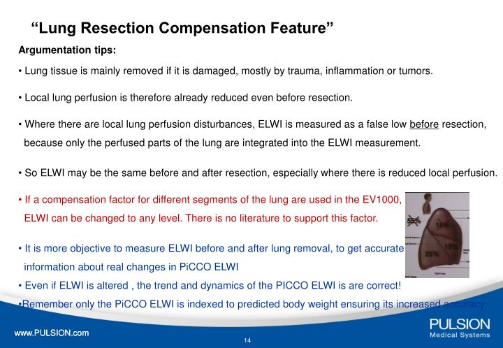 """Lung Resection Compensation Feature"""