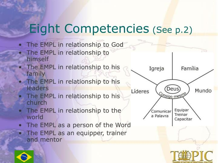 Eight Competencies