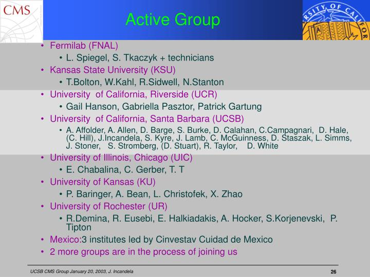 Active Group