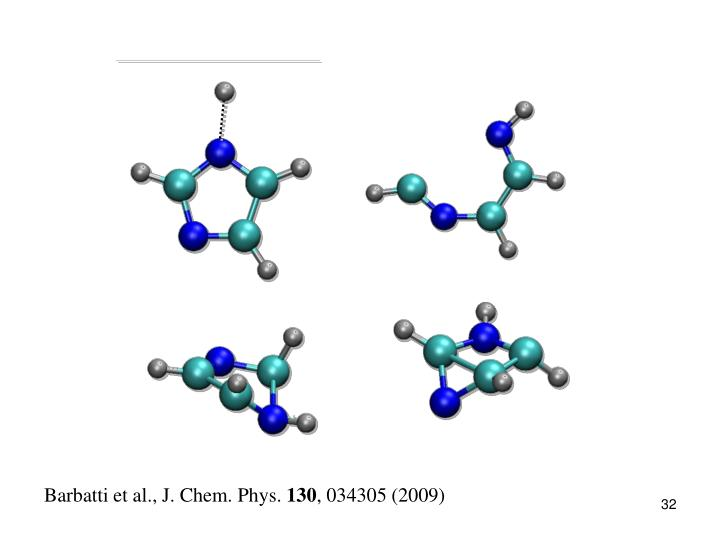 Barbatti et al., J. Chem. Phys.