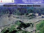 bougainville papua new guinea before
