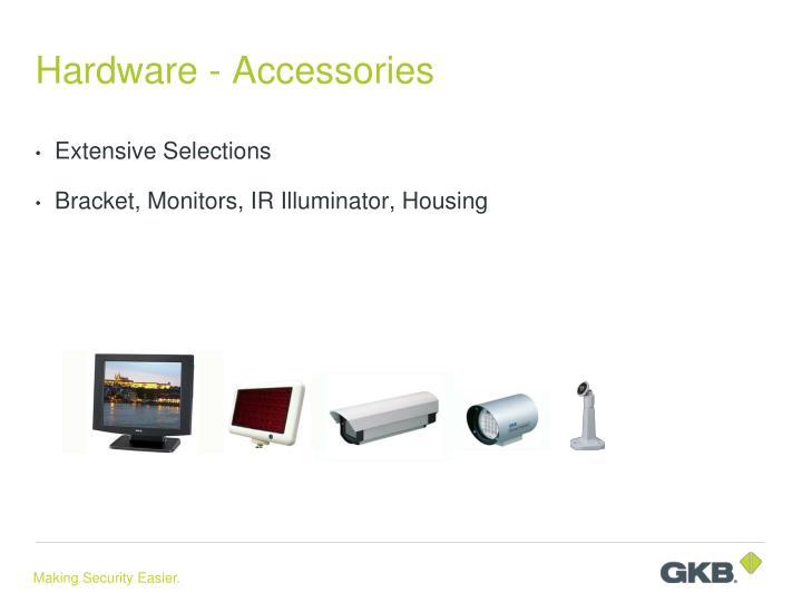 Hardware - Accessories