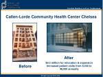 callen lorde community health center chelsea