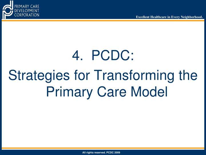 4.  PCDC: