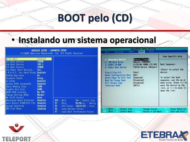 BOOT pelo (CD)