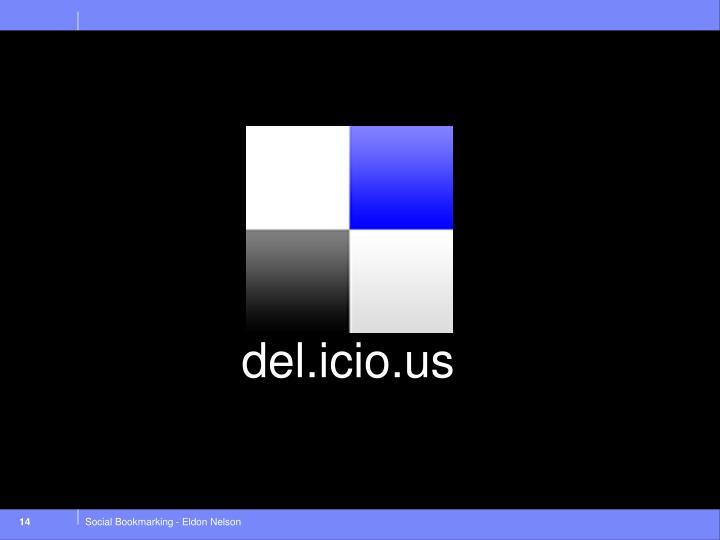 del.icio.us