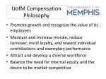 uofm compensation philosophy