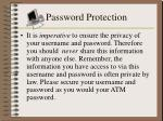 password protection1