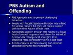pbs autism and offending1