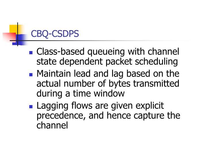 CBQ-CSDPS
