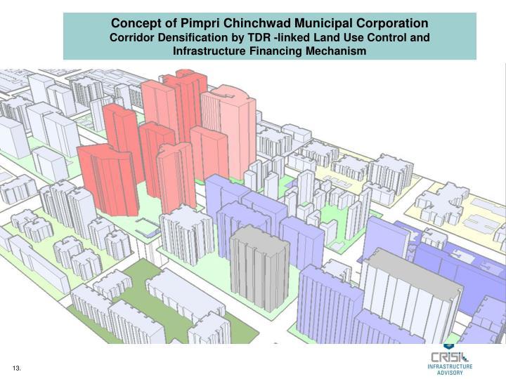 Concept of Pimpri Chinchwad Municipal Corporation