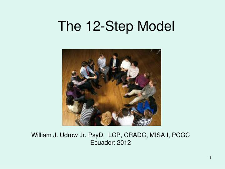 The 12 step model