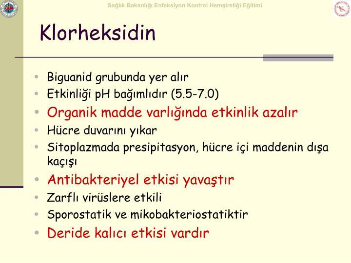 Klorheksidin