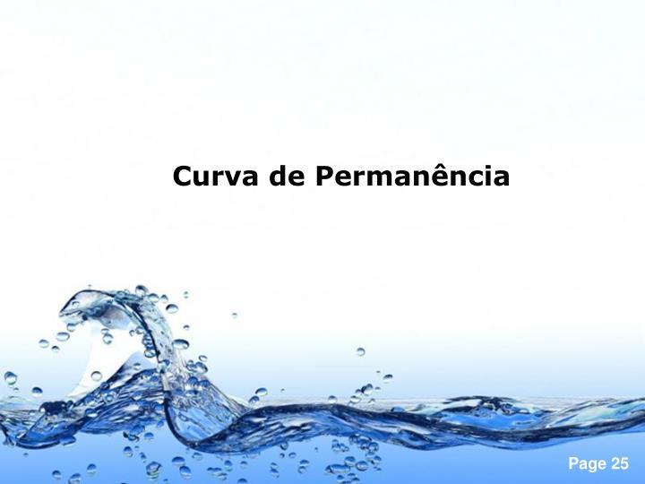 Curva de Permanência