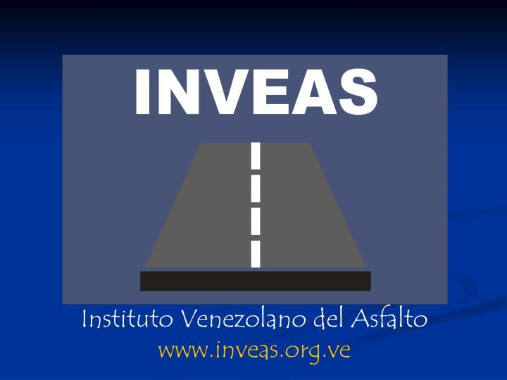 Instituto Venezolano del Asfalto