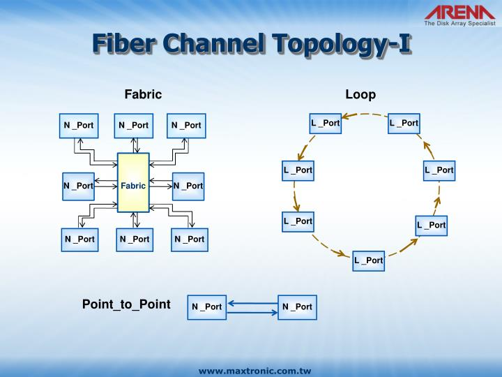 Fiber Channel Topology-I