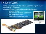 tv tuner cards