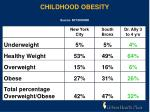 childhood obesity source nycdohmh