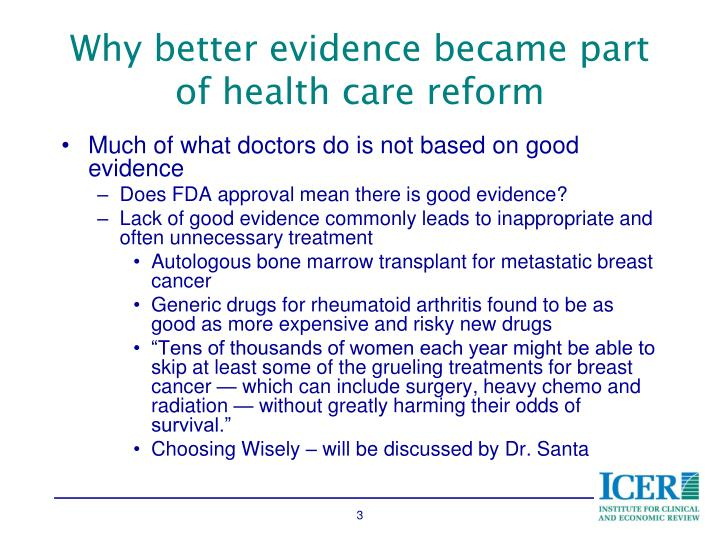 health care reform project part 2 Hcs 440 week 2 learning team health care reform project part ithe health care reform project consists of three parts, which you will complete in weeks two, thre.