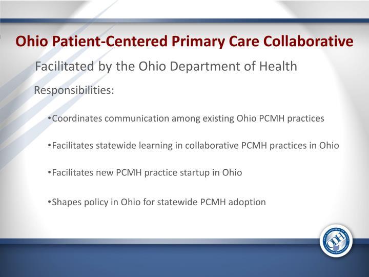 Ohio Patient-Centered Primary Care Collaborative