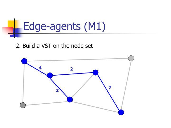 Edge-agents (M1)
