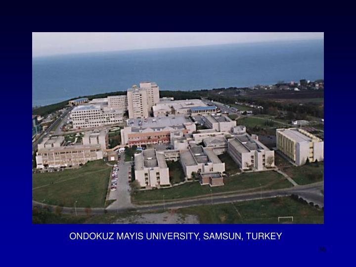 ONDOKUZ MAYIS UNIVERSITY