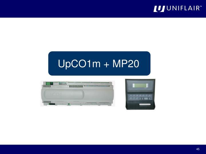 UpCO1m + MP20