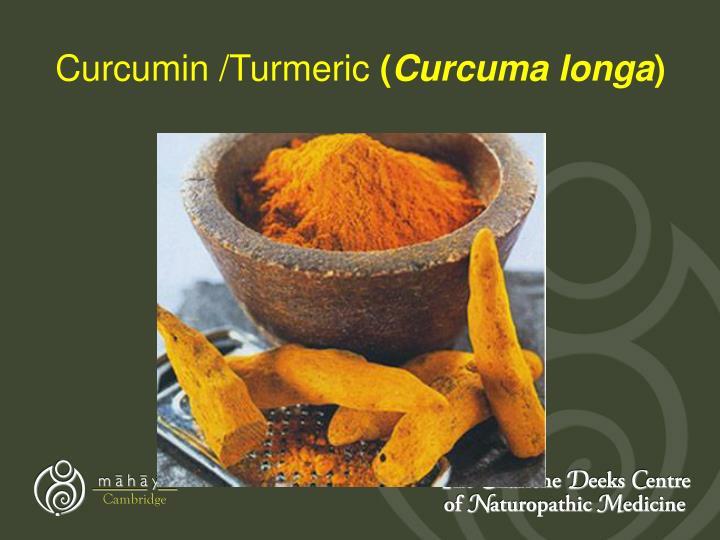 Curcumin /Turmeric