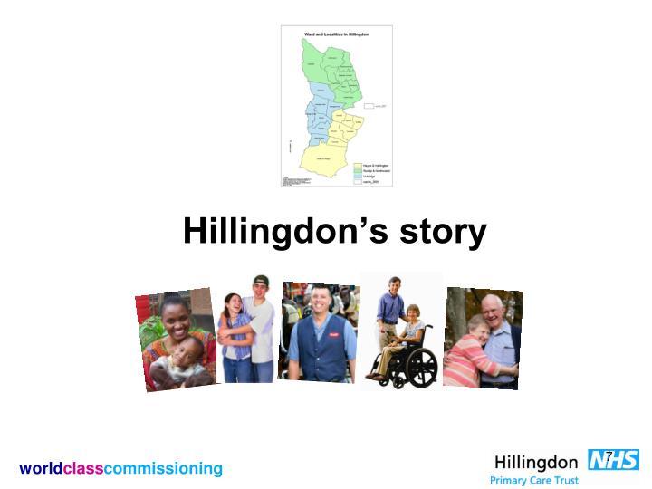 Hillingdon's story