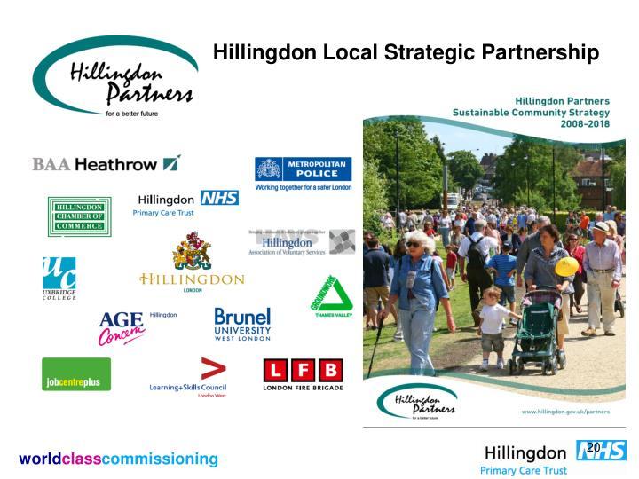 Hillingdon Local Strategic Partnership