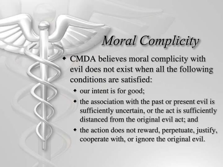 Moral Complicity