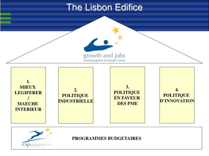 The Lisbon Edifice