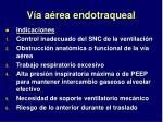 v a a rea endotraqueal1